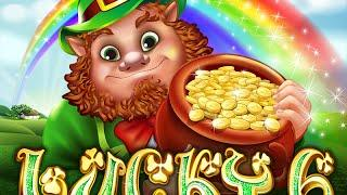 Watch Lucky 6 Slot Machine Video at Slots of Vegas