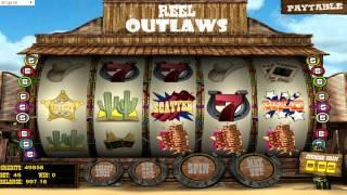 FREE Reel Outlaws ™ Slot Machine Game Preview By Slotozilla.com