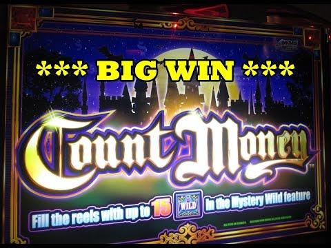 Count Money!  Classic BIG WIN!