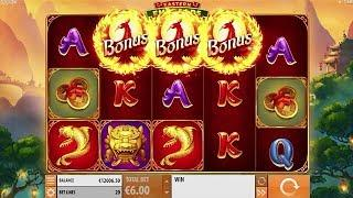 Eastern Emeralds Online Slot from Quickspin
