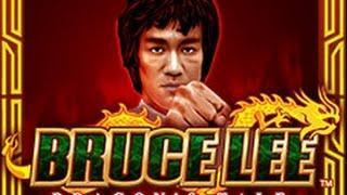 WMS Bruce Lee Dragon's Tale slot | Freespins 40 Cent | Mega Big Win!