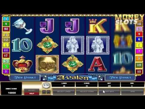 Avalon Video Slots Review | MoneySlots.net