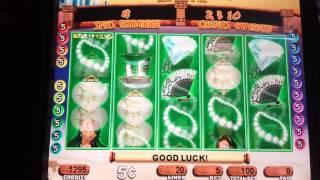 The Jade Monkey HIGH LIMIT Slot Machine Bonus.