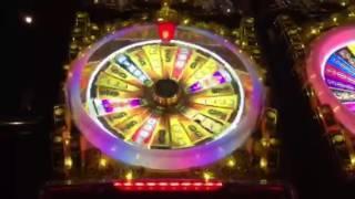 The Gold Legend Slot Machine Gold Wheel Free Spin Bonus New York Casino Las Vegas