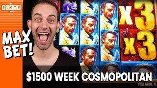 • 3 •️ Rick! 3 •️ The Dead • $1500 @ Cosmo Las Vegas • BCSlots (S. 3 • Ep. 1)