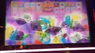 **BIG WIN!!** - Wheel of Fortune Wild Gems (Puzzle Bonus)