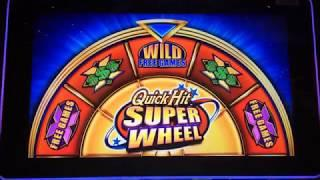 RIVER DRAGONS & QUICK HIT SUPER WHEEL ~ Live Slot Play @ San Manuel
