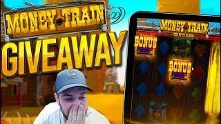 MONEY TRAIN BONUS BUYS! Giveaway Winners