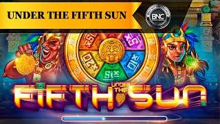 Under The Fifth Sun slot by Felix Gaming