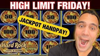 ★ Slots ★️HIGH LIMIT LIGHTNING LINK JACKPOT HANDPAY! | 3 FULL SESSIONS, 3 WINS @ Hard Rock Sacrament