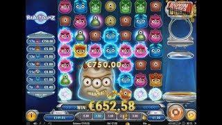 Reactoonz Slot +15 Pinks Big Win!