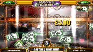 IT Crazy Money Video Slot Catch Bonus Feature