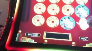 *NEW GAME* Dancing Drums - part 1 of 2 max bet live play plus bonuses