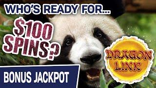 ⋆ Slots ⋆ Ready For $100 PER SPIN on the Las Vegas Strip? ⋆ Slots ⋆ It's Time For DRAGON LINK: Panda Magic Slots!
