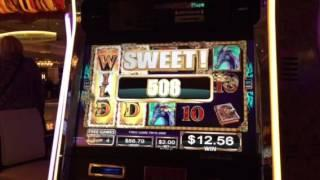 Sky Rider Slot Machine Free Spin Bonus Bellagio Casino LasVegas