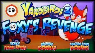 Yardbirds 2: Foxy's Revenge • The Slot Cats •