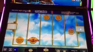 Icarus Slot Machine Free Spin Bonus #1 Ilani Casino