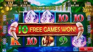 Hihg Limit Tiger Woman Slot Machine Bonus & Lucky Honeycomb Twin Fever Slot Bonus Won!Live Slot Play