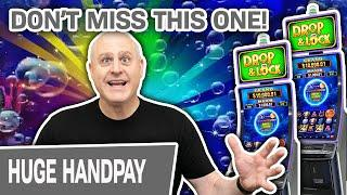 ★ Slots ★ Handpay + Free Games ★ Slots ★ YOU DON'T WANT TO MISS THIS SLOT ACTION
