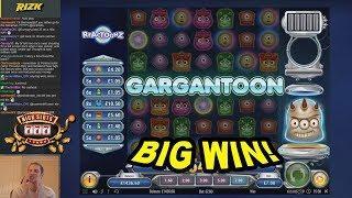 BIG WIN on ReactoonZ Slot (FINALLY) - £7 Bet!