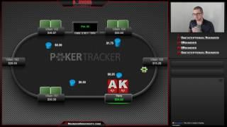 Hand History Review & Study Session (Twitch Replay)