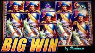 •Fan Request• NAPOLEON AND JOSEPHINE slot machine BONUS WINS with MEGA LINE HIT!