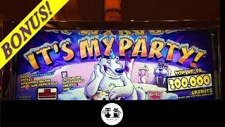 South Point • It's My Party • The Slot Cats •