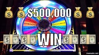 • What does a $500K Jackpot Slot Machine Win Look Like? • Huge Progressive Jackpot Handpay •Re-post•