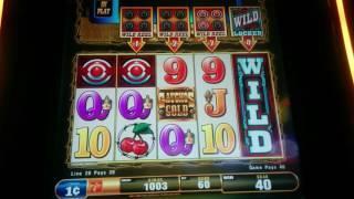Gaucho's Gold Slot Machine Bonus - Bally