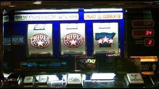 TripleStars $27K Jackpot @Caesars Palace LasVegas
