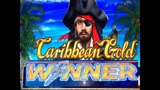 •SUPER BIG WIN AGAIN ! NEW GAME !•CARIBBEAN GOLD  (New Lightning Link) (DOLLAR STORM) Slot Live Play