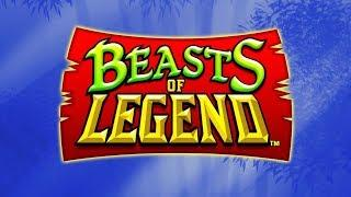 Beasts of Legend Slot - NICE SESSION, ALL FEATURES!