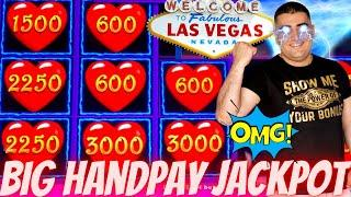 High Limit LIGHTNING LINK Slot Machine BIG HANDPAY JACKPOT | Live High Limit Slot Play At Casino