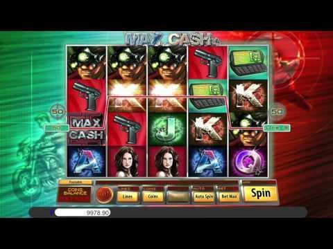 Free Max Cash slot machine by Saucify gameplay ★ SlotsUp