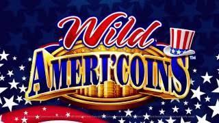 Wild Ameri'Coins Slot Game•