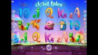 Cloud Tales Online Slot from iSoftBet - Mystery Eggs Feature!