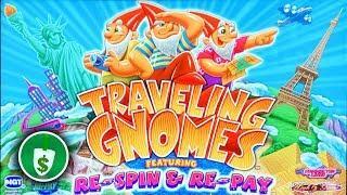 Traveling Gnomes slot machine
