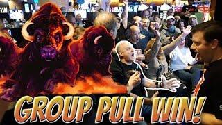⋆ Slots ⋆ $15,000 Buffalo Gold Group Pull ⋆ Slots ⋆ High Limit $60 Spins to Win at Atlantis in Reno