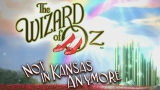 **NEW SLOT** WMS Wizard of Oz Not in Kansas Anymore Max bet Live play Long play