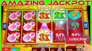 WE DID IT AGAIN! AMAZING JACKPOT RED FORTUNE HIGH LIMIT & LIVE SESSION •️ Deja Vu Slots