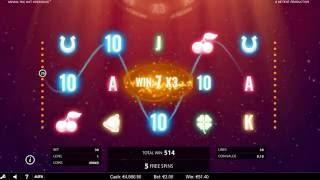 Netent NRVNA Slot REVIEW Featuring Big Wins With FREE Coins