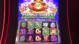 Zhen Chan - Bonus Free Games Mini Boom on Brian of Denver Slots