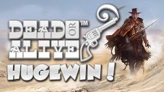 BIG WIN!!!! Dead or Alive big win - Casino - Bonus round (Casino Slots) From Live Stream