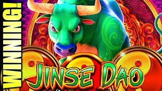NO BULL!! THIS OX WAS HUFFIN!! JINSE DAO OX & JINSE DAO TIGER Slot Machine (SG)