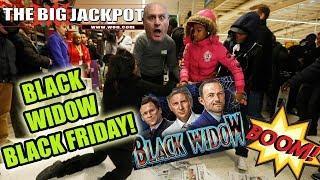 HANDPAYS on •️ BLACK WIDOW •️ for Black Friday!