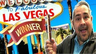 • LAS VEGAS SLOT WINNERS • 4 Casinos + BIG WIN Bonuses! Vegas Winner  • Slot Traveler