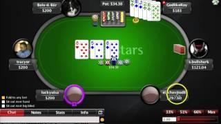 GodlikeRoy - 5 Card Omaha - Learn Poker