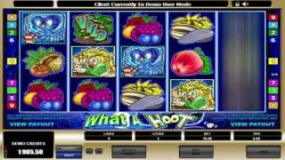 Free What a Hoot Slot by Microgaming Video Preview | HEX