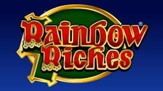 Rainbow Riches Slot | Pots of Gold £2 bet | MEGA BIG WIN!!