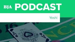 "$1.2 million Card Counter ""Yoshi"" - BJA Podcast Interview"